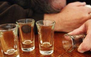 Признаки алкогольного отравления